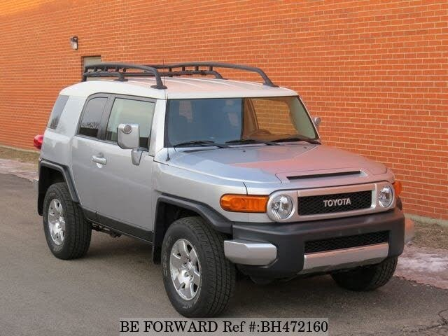 Used 2007 TOYOTA FJ CRUISER BH472160 for Sale