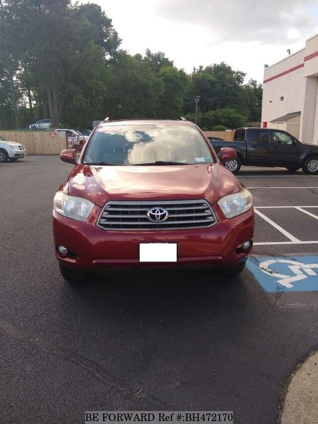 Used 2010 TOYOTA HIGHLANDER BH472170 for Sale