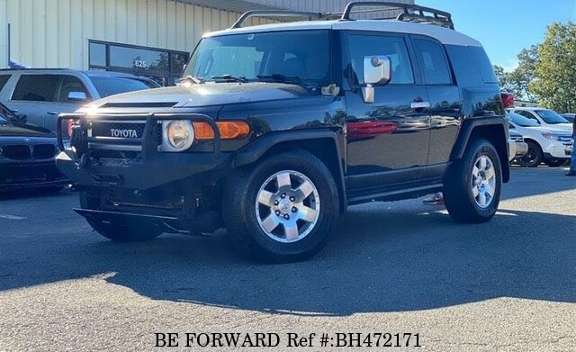 Used 2007 TOYOTA FJ CRUISER BH472171 for Sale