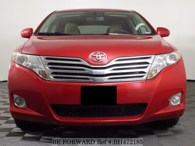 Used 2012 TOYOTA VENZA BH472185 for Sale