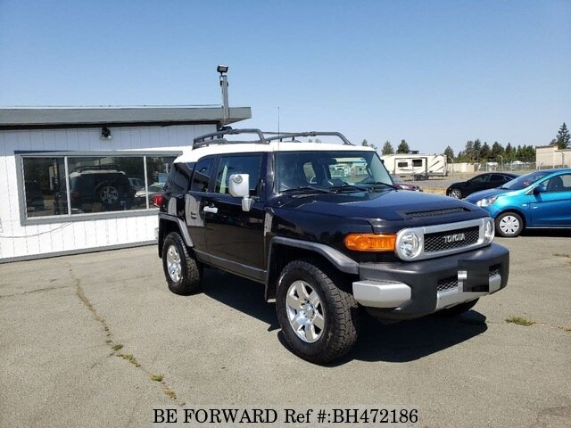 Used 2008 TOYOTA FJ CRUISER BH472186 for Sale