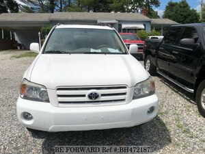 Used 2007 TOYOTA HIGHLANDER BH472187 for Sale