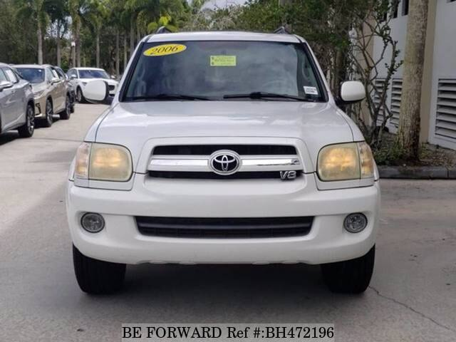 Used 2006 TOYOTA SEQUOIA BH472196 for Sale