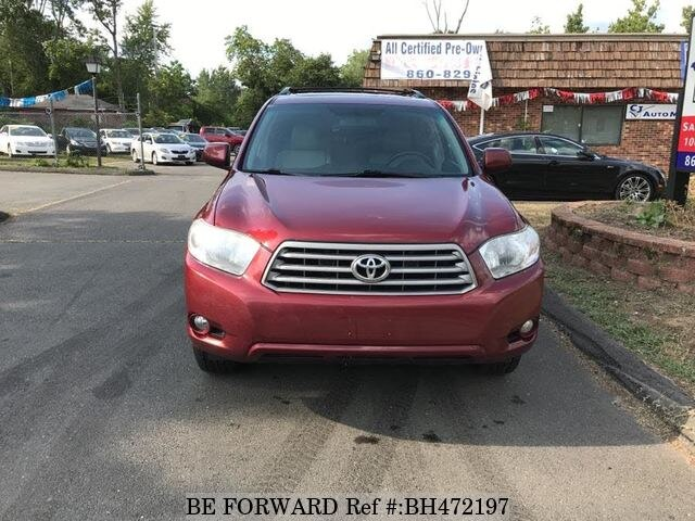 Used 2010 TOYOTA HIGHLANDER BH472197 for Sale