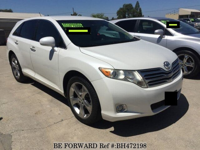 Used 2009 TOYOTA VENZA BH472198 for Sale