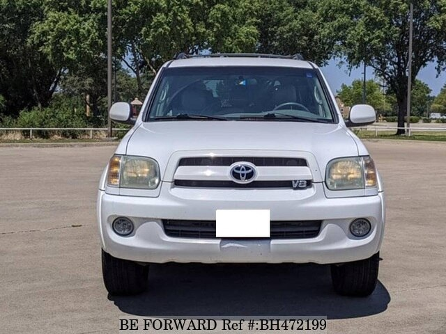 Used 2007 TOYOTA SEQUOIA BH472199 for Sale