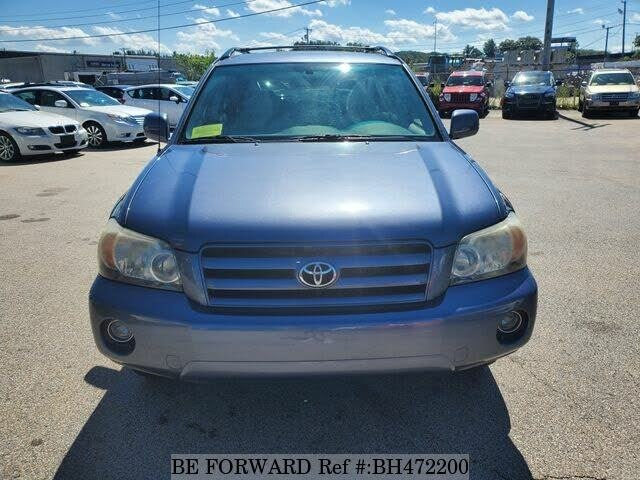 Used 2007 TOYOTA HIGHLANDER BH472200 for Sale