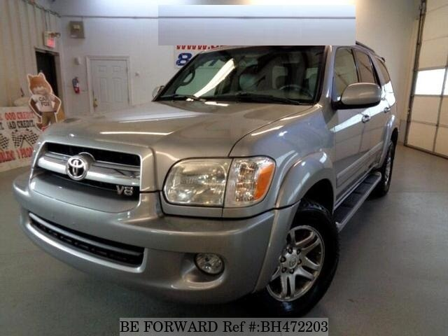 Used 2006 TOYOTA SEQUOIA BH472203 for Sale