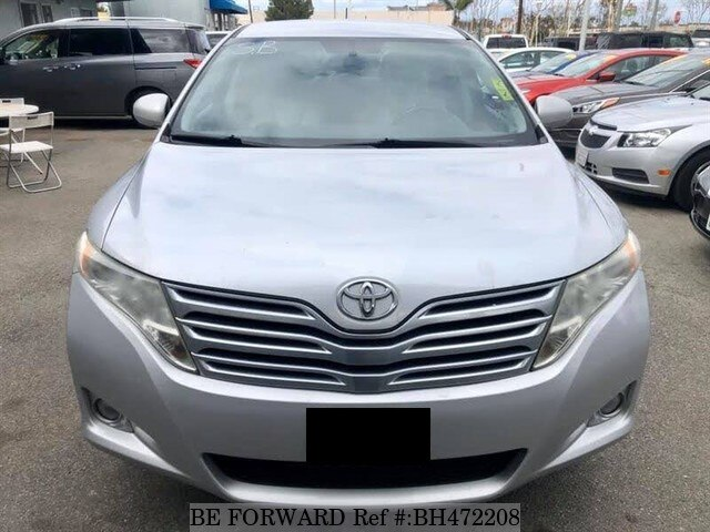 Used 2009 TOYOTA VENZA BH472208 for Sale