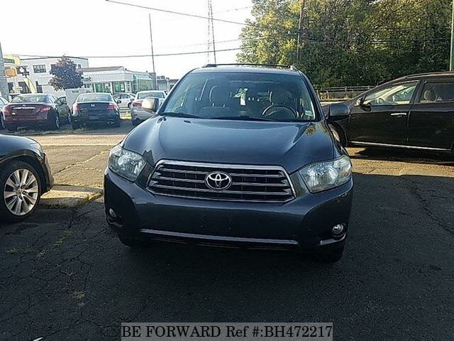 Used 2009 TOYOTA HIGHLANDER BH472217 for Sale