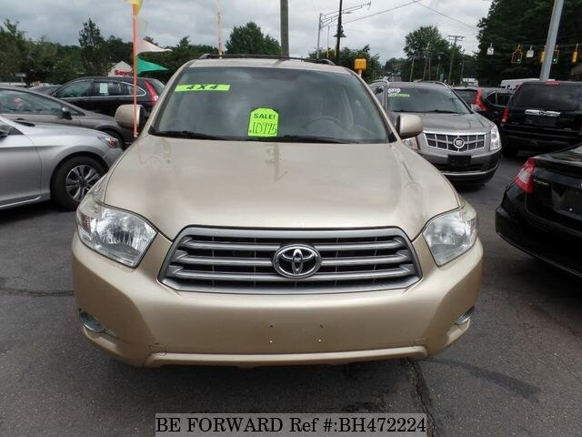 Used 2008 TOYOTA HIGHLANDER BH472224 for Sale