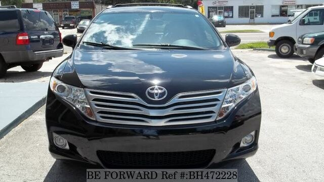 Used 2009 TOYOTA VENZA BH472228 for Sale