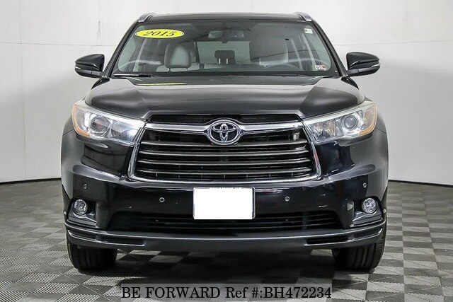 Used 2015 TOYOTA HIGHLANDER BH472234 for Sale