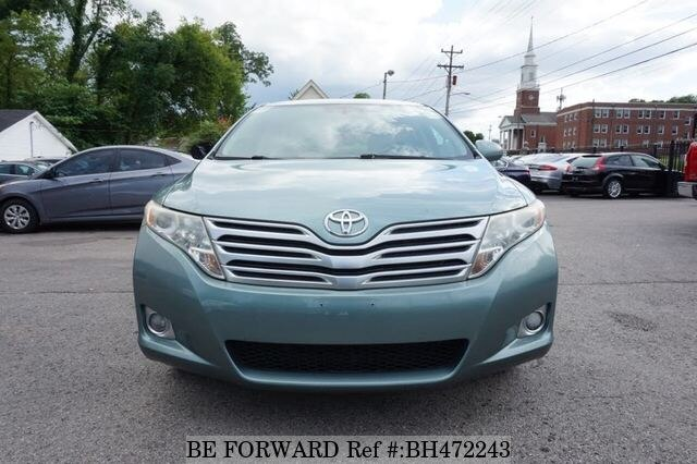 Used 2011 TOYOTA VENZA BH472243 for Sale