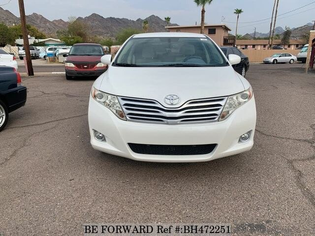 Used 2010 TOYOTA VENZA BH472251 for Sale