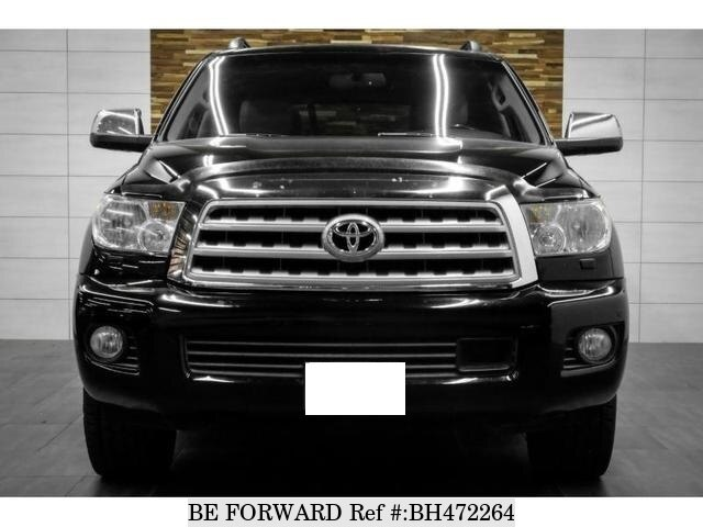 Used 2011 TOYOTA SEQUOIA BH472264 for Sale
