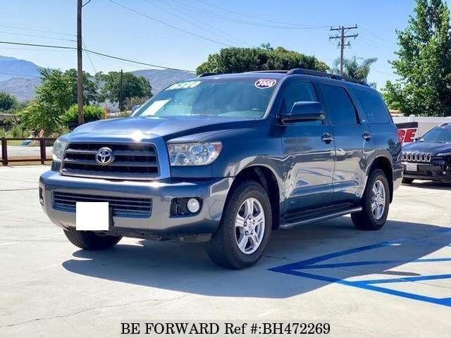 Used 2008 TOYOTA SEQUOIA BH472269 for Sale