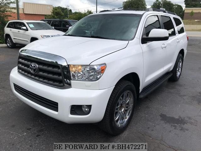 Used 2012 TOYOTA SEQUOIA BH472271 for Sale