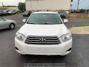 Used 2010 TOYOTA HIGHLANDER BH472290 for Sale