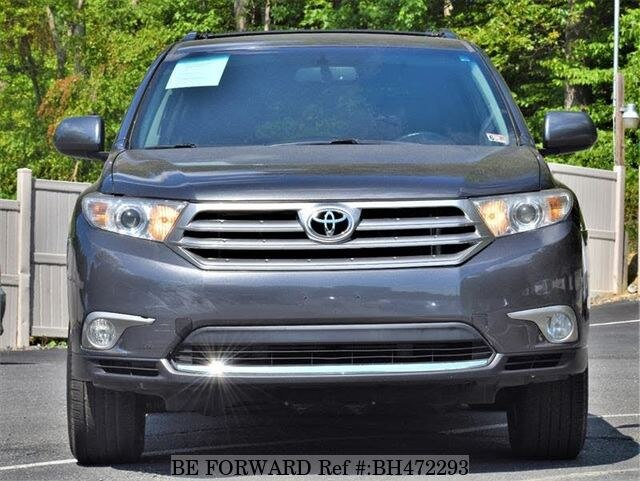 Used 2012 TOYOTA HIGHLANDER BH472293 for Sale