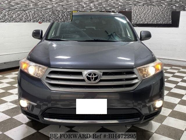 Used 2013 TOYOTA HIGHLANDER BH472295 for Sale