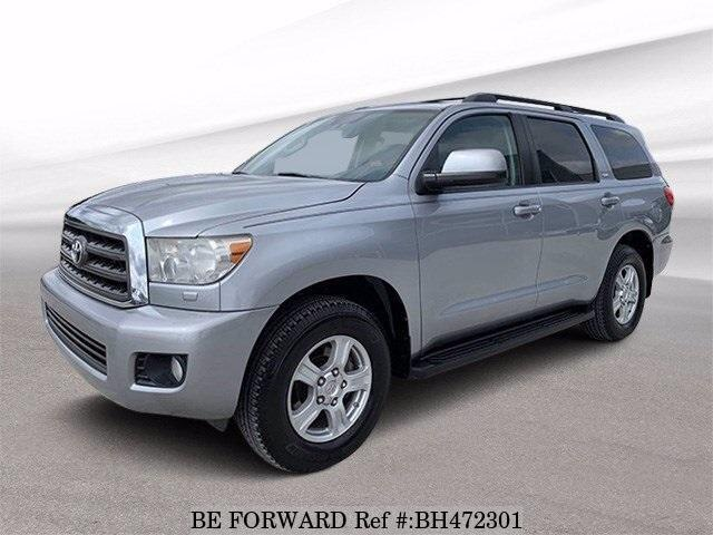 Used 2011 TOYOTA SEQUOIA BH472301 for Sale