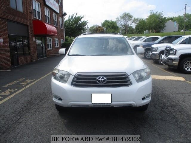 Used 2009 TOYOTA HIGHLANDER BH472302 for Sale