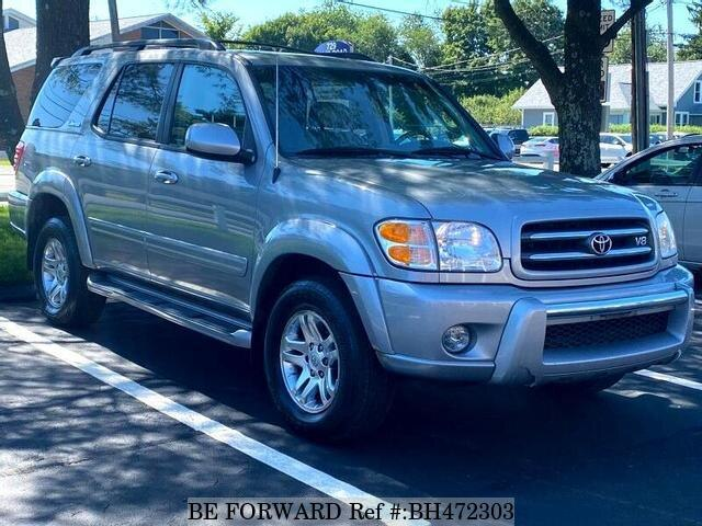 Used 2003 TOYOTA SEQUOIA BH472303 for Sale