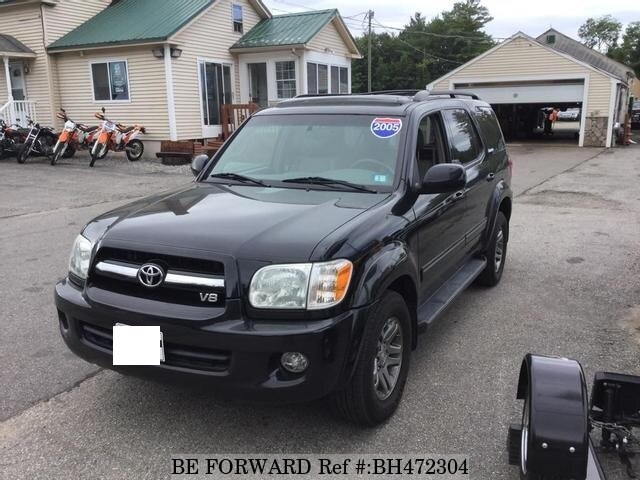 Used 2005 TOYOTA SEQUOIA BH472304 for Sale