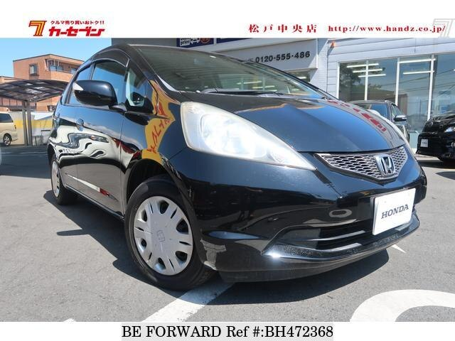 Used 2009 HONDA FIT BH472368 for Sale