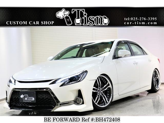Used 2011 TOYOTA MARK X BH472408 for Sale