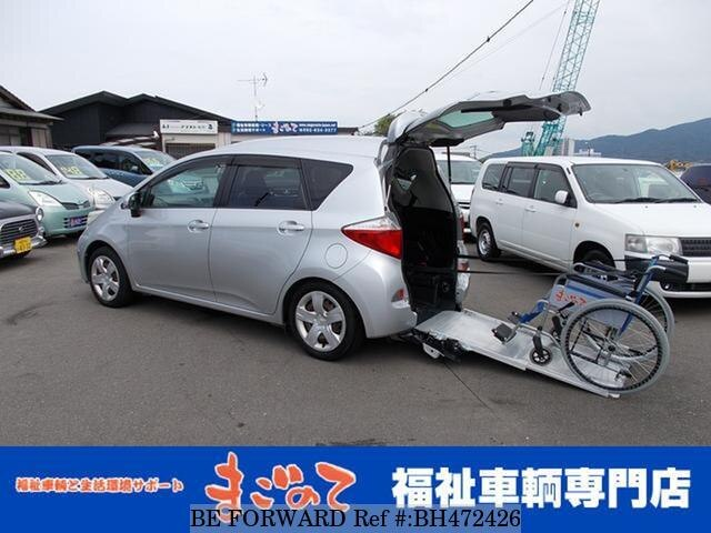 Used 2011 TOYOTA RACTIS BH472426 for Sale
