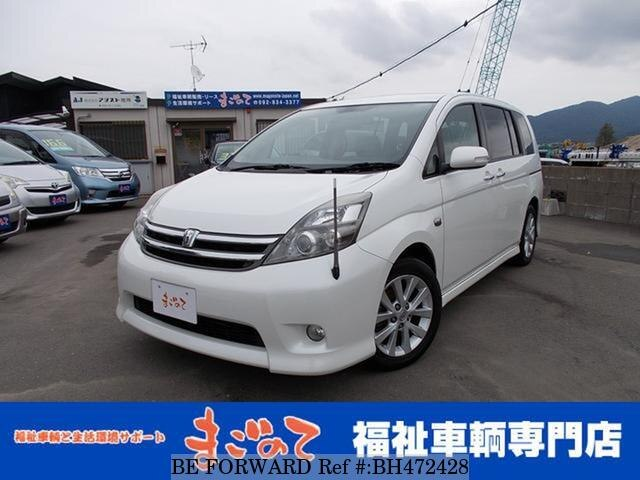 Used 2008 TOYOTA ISIS BH472428 for Sale