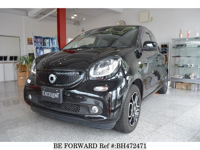 Used 2016 SMART FORFOUR BH472471 for Sale