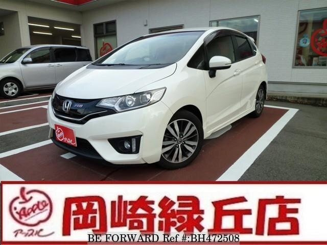 Used 2013 HONDA FIT BH472508 for Sale