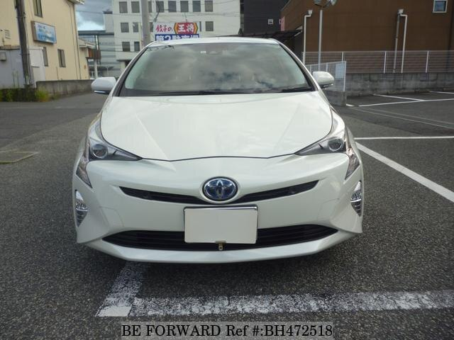Used 2017 TOYOTA PRIUS BH472518 for Sale