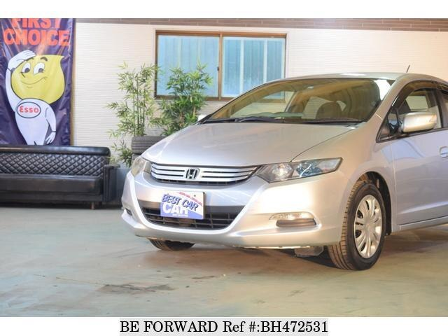 Used 2011 HONDA INSIGHT BH472531 for Sale
