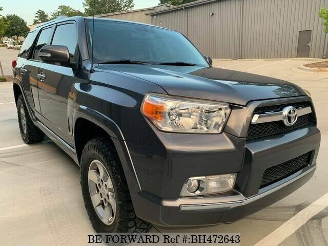 Used 2011 TOYOTA 4RUNNER BH472643 for Sale