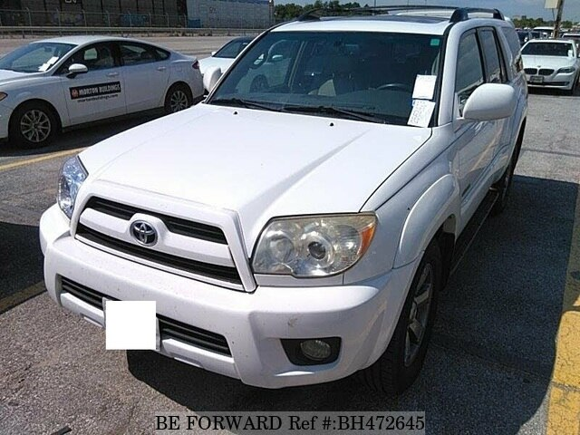 Used 2008 TOYOTA 4RUNNER BH472645 for Sale