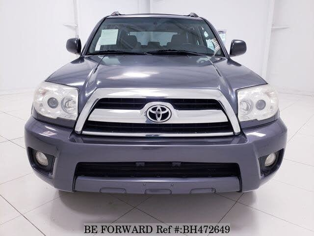 Used 2006 TOYOTA 4RUNNER BH472649 for Sale
