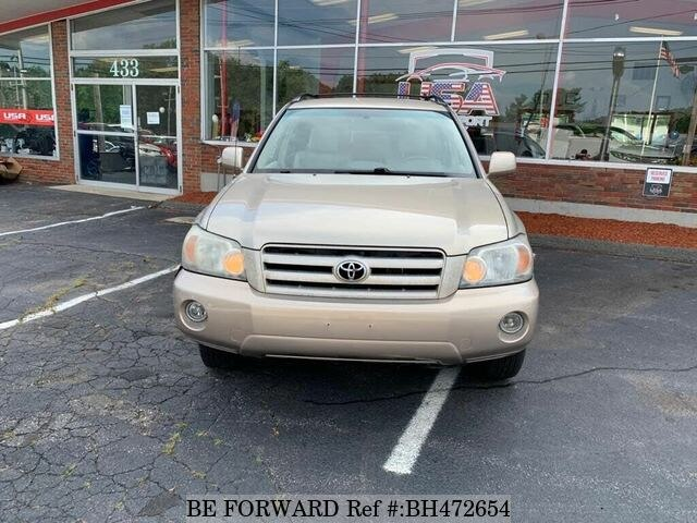 Used 2007 TOYOTA HIGHLANDER BH472654 for Sale