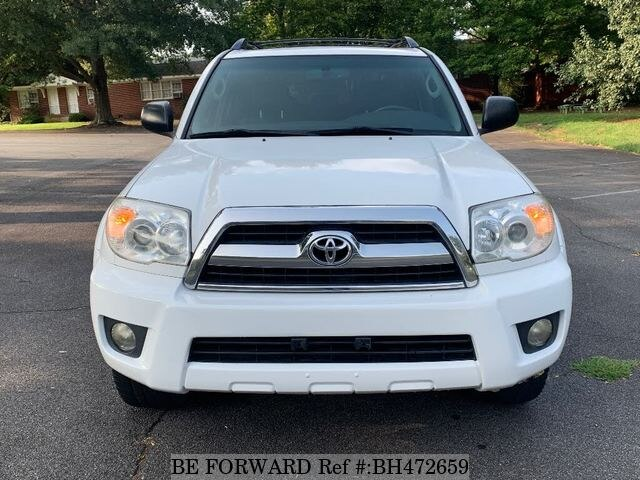 Used 2007 TOYOTA 4RUNNER BH472659 for Sale