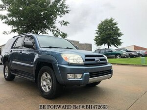 Used 2004 TOYOTA 4RUNNER BH472663 for Sale