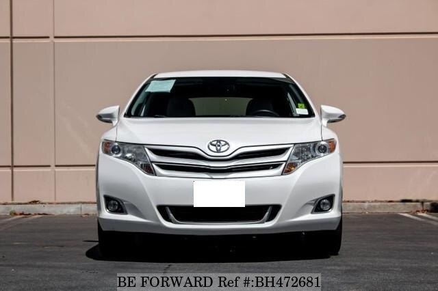 Used 2015 TOYOTA VENZA BH472681 for Sale
