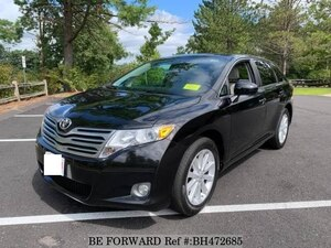 Used 2012 TOYOTA VENZA BH472685 for Sale