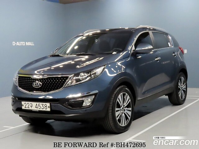Used 2015 KIA SPORTAGE BH472695 for Sale