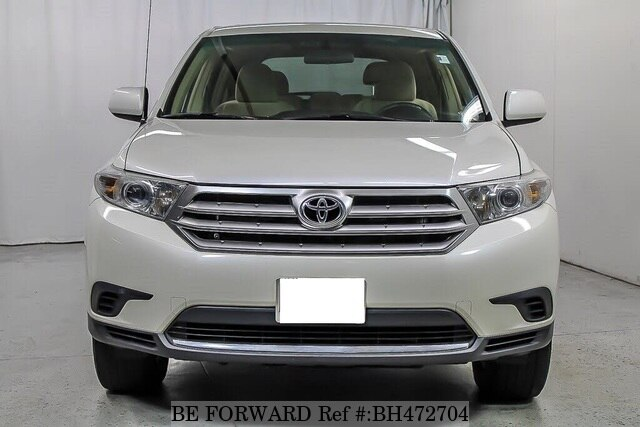 Used 2012 TOYOTA HIGHLANDER BH472704 for Sale