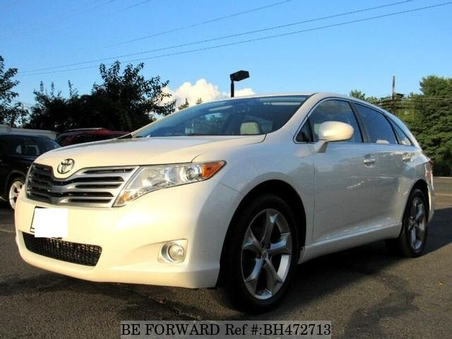 Used 2012 TOYOTA VENZA BH472713 for Sale