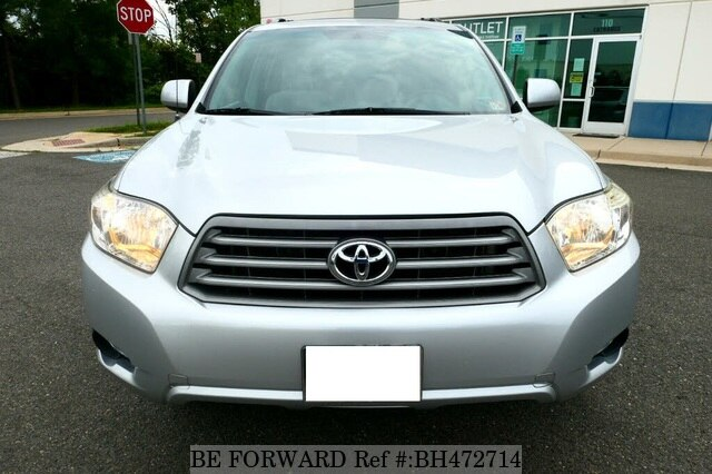 Used 2008 TOYOTA HIGHLANDER BH472714 for Sale