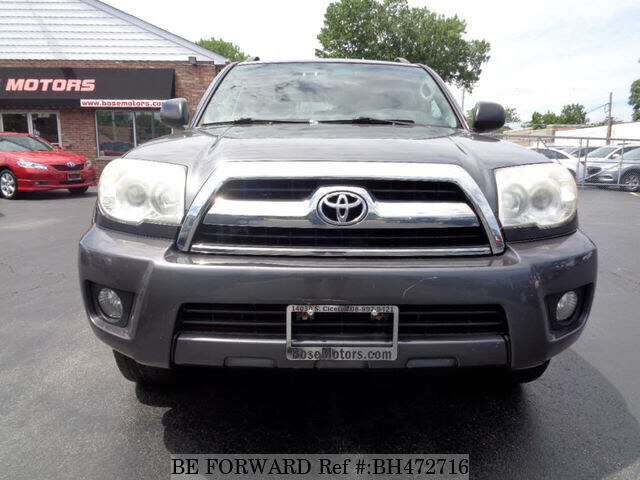 Used 2006 TOYOTA 4RUNNER BH472716 for Sale